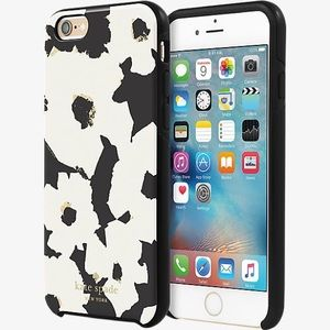 Kate Spade Floral Hardshell Case for iPhone 6/6s